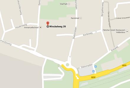 Immanuelschool, Winckelweg 39, Nunspeet